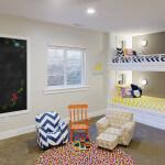 kids room with window well