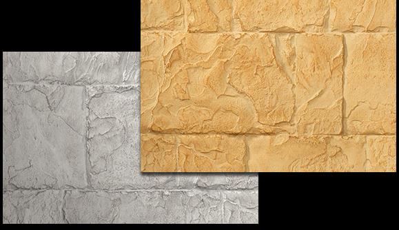 RockWell Egress Window Well Rock Texture