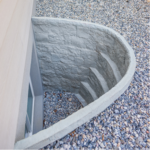Rockwell series egress window well Cover and Egress window wells built by RockWell egress window wells and covers