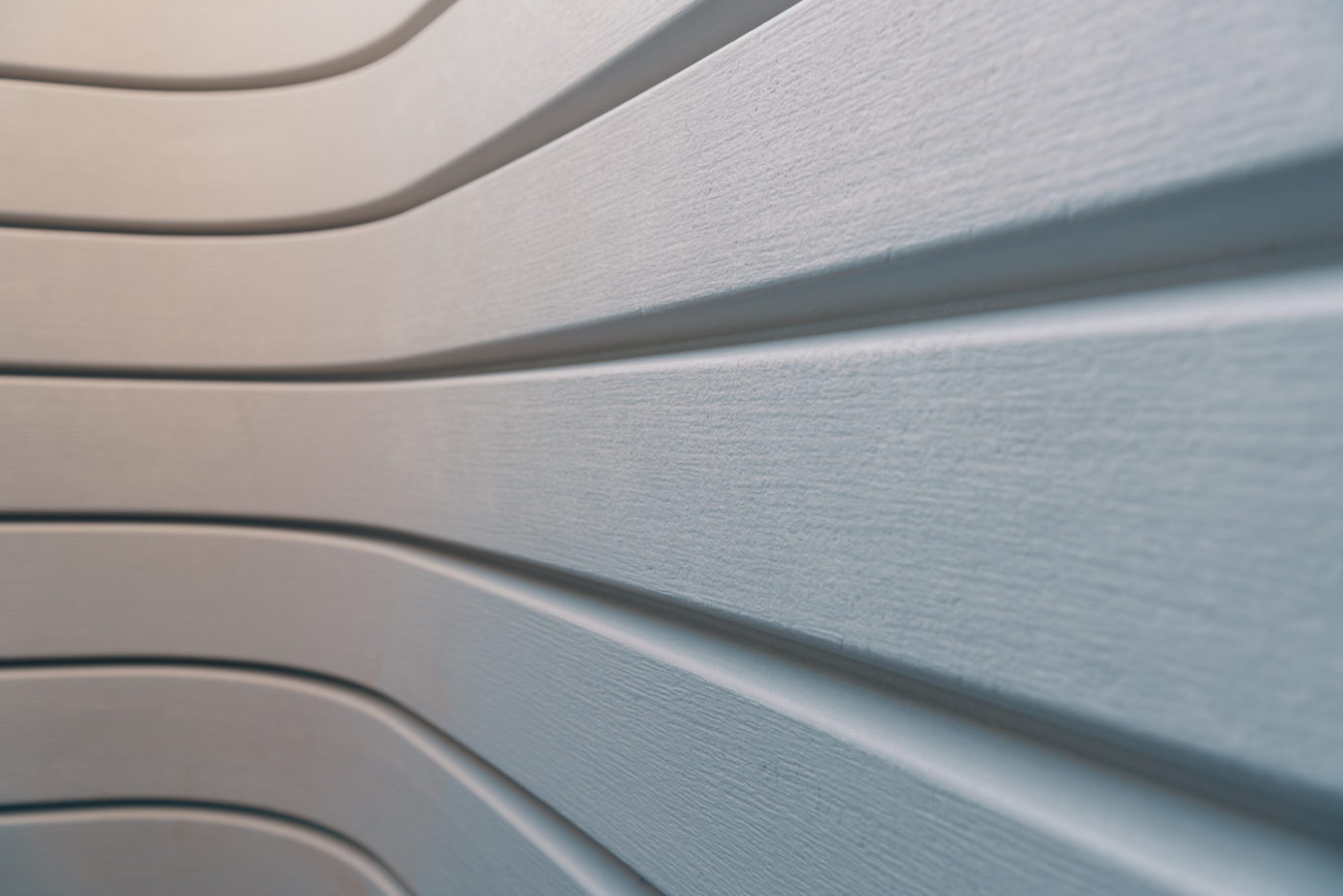 closeup of egress window well made from composite materials