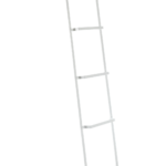 Denali Series Egress Window Well Ladder built by RockWell egress window wells, covers, grates, ladders, and accessories